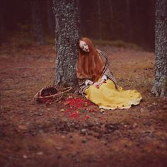 I would LOVE to do a shoot like this! Need to find a red head asap:)