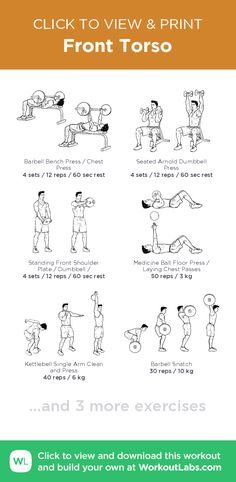 workouts for men  workoutlabs's collection of 40 workout