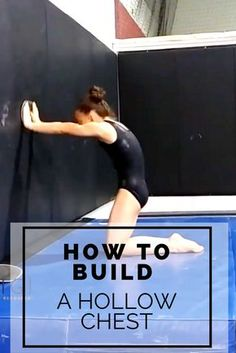 How to build a hollow chest Shaping Types Of Gymnastics, Gymnastics At Home, Gymnastics Lessons, Gymnastics Routines, Preschool Gymnastics, Gymnastics Floor, Gymnastics Tricks, Tumbling Gymnastics, Gymnastics Coaching