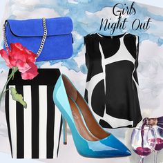 How to mix bold prints & bright colours for a girl's night out  http://www.venusbuzz.com/archives/41741/fashion-friday-mixing-bold-prints-bright-colours/
