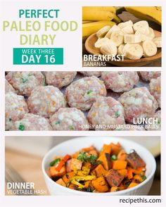 Cooking Tips | My Day 16 of going strictly Paleo brought to you by RecipeThis.com
