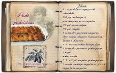 Συνταγές, αναμνήσεις, στιγμές... από το παλιό τετράδιο...: Ρολά μελιτζάνας!