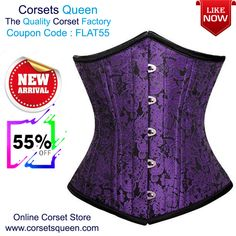 aa89bea5de 35 Best Purple Corsets images
