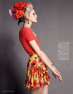 Vogue Portugal April 2012