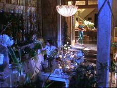 Practical Magic the House the Cast a Spell! Conservatory!
