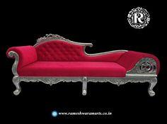 Udaipur India, Silver Furniture, Royal Look, Teak Wood, Carving, Range, Meet, Couch, Design