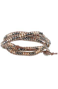 Wanderlust Triple Wrap - mix metals #jewelry #armcandy #stelladot