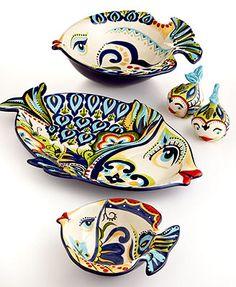 Espana Bocca Geo Fish Collection