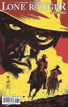 The Lone Ranger # 17 Dynamite Entertainment
