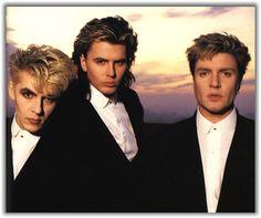 Duran Duran...Simon LeBon...swoon!
