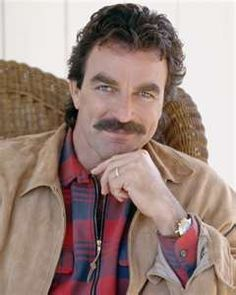 Tom Selleck- seems like a good day to remind everyone how beautiful Tom is.