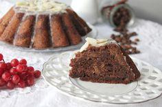 Banana Chocolate And Poppy Seed Cake Recipe Chocolate Cake With Coffee, Coffee Cake, Chocolate Chips, Cake Recipes, Dessert Recipes, Desserts, Dessert Ideas, Recipes With Mascarpone Cheese, Poppy Seed Cake