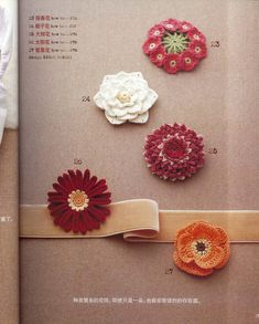 *****JAPANESE CRAFT EBOOK *****  The ebook contains 100 crochet corsage patterns.  Language: Japanese. The content of the ebook is clear without knowledge of the language through clear diagrams. Number of pages: 80 File Type: PDF. File size: 13 Mb. Delivery : INSTANT DOWNLOAD  *****BUY 3 get 1 FREE*****  Add to your cart 4 ebooks and use the following coupon code at checkout for get 1 free discount: 1FREE  *****BUY 10 FOR $20*****  Add to your cart 10 ebooks and use the following coupon…