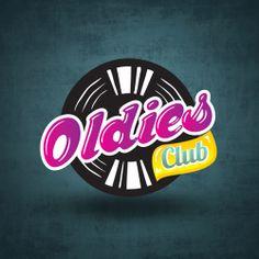Logo - Oldies club, Senica