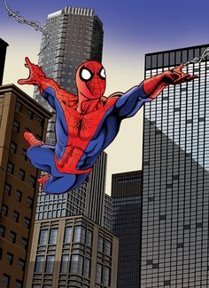 The Amazing Spider-man by thelearningcurv on DeviantArt