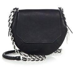 Rag & Bone Bradbury Mini Flap Crossbody Bag (4.060 DKK) ❤ liked on Polyvore featuring bags, handbags, shoulder bags, purses, сумки, bolsas, crossbody bags, apparel & accessories, black and crossbody shoulder bag