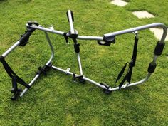 #Halfords 3 #cycle bike rack #carrier rear hatchback used twice vgc,  View more on the LINK: http://www.zeppy.io/product/gb/2/252436737170/