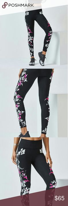 🌸NWT! Fabletics Lisette Leggings size medium tall LISETTE HIGH-WAISTED LEGGING  Color: Pretty Punk Print   Size: M  Inseam: Tall 29  Styling: Compression Fabric, Internal Waistband Pocket (for Card or Money), High-Rise Waistband with Power Mesh Lining for Extra Compression and Slimming Effect  New with tags. Fabletics Pants Leggings