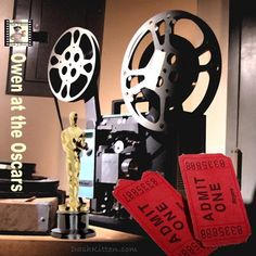 C'MON ADMIT IT!!!!  I bet you think you know who will win the 2017 Oscars - right? We beg to differ - Our Movie Man Owen really KNOWS!!!
