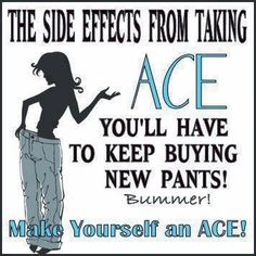 Want to lose some weight? Tired of the diets tat don't work? Stop looking! ACE all natural diet supplement works even with no diet or exercise! Gives you smooth clean energy that lasts all day. ACE by Saba  Better than a diet... Lemme tell you how to try it!   http://meagansantos.lovemyace.com www.facebook.com/TosstheCupcake