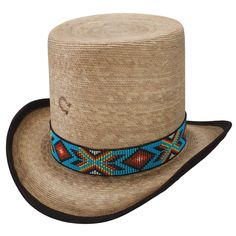 Take a look at our Charlie 1 Horse Outlaw Spirit - Straw Top Hat made by Charlie 1 Horse Cowboy Hats as well as other cowboy hats here at Hatcountry.