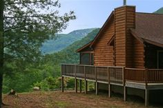 Secluded Wood Cabin-Amazing Mtn Views, Hot... - VRBO