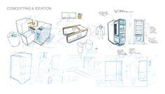 Strategic Design Project - hydrologic by William van Beek, via Behance.