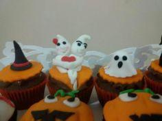 Cupcakes haloween