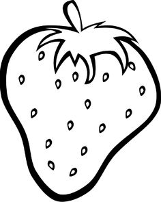 small cherry fruit coloring pages for kids printable fruits coloring pages for kids - Fruit Coloring Pages Toddlers