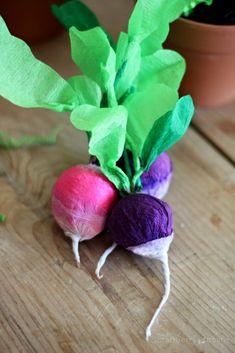 C'est le printemps : trouvons notre inspiration dans les végétaux et les légumes !