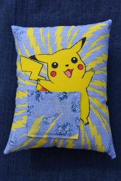 Pokemon Pikachu Tooth Fairy Pillow