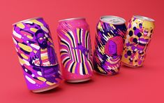 Here is a list of some soda can packaging design. We selected 30 great examples to inspire you. These soda can packaging design have effective designs that will impress costumer. Behance, Branding, Creativity And Innovation, Arte Pop, Packaging Design Inspiration, Brand Inspiration, Daily Inspiration, Color Inspiration, Brand Packaging