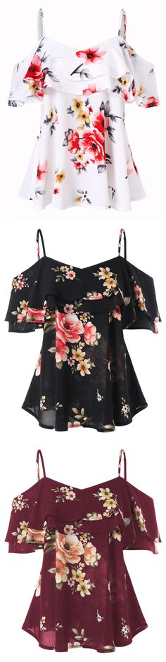 Chiffon Material, Chiffon Fabric, Big Girl Fashion, Plus Size Blouses, Floral Blouse, Trendy Plus Size, Summer Looks, Blouses For Women, Plus Size Fashion