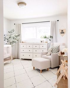 Baby Staples 'Nursery Reveal – Home – Baby Nursery 'Nursery Reveal – Inicio – Baby Nursery Neutral, Baby Nursery Decor, Baby Bedroom, Nursery Artwork, Boho Nursery, Babies Nursery, Ikea Baby Nursery, Project Nursery, Neutral Nurseries