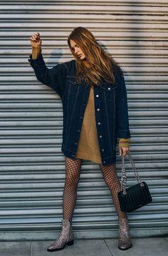 Jeans ganha status de alta moda. Aprenda a tirar o melhor do básico Editorial…