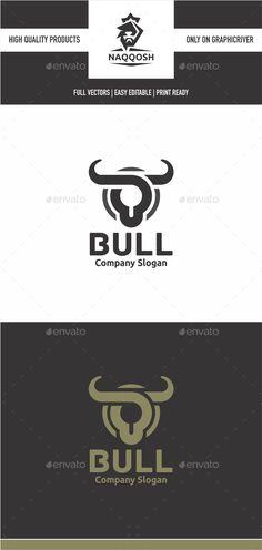 Bull - Animals Logo Templates Download here : http://graphicriver.net/item/bull/15717175?s_rank=187&ref=Al-fatih