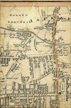 Hackney and Bethnal Green Road 1830 Bethnal Green, London Map, British Isles, Will Smith, Family History, How To Plan