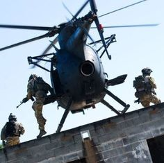 majorleagueinfidel:  75th Ranger Regiment, and 160th SOAR