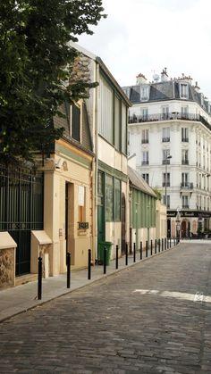 Villa d'Alésia, Paris 14e