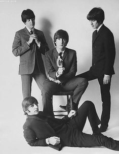 With the Beatles All Beatles Albums, Beatles Album Covers, Beatles Photos, The Beatles 1960, John Lennon Beatles, The Four Loves, The Fab Four, Happy Birthday George, Nostalgic Music
