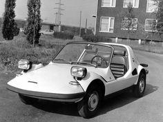 1970 Honda Hondina concept