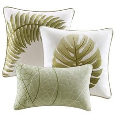 Tena Luxurious Cotton Throw Pillow I pinned this 3 Piece Huntington Pillow Set from the Bright Bold & Beautiful event at Joss and Main! Fluffy Pillows, Baby Pillows, White Pillows, Accent Pillows, Throw Pillows, Cushion Covers, Pillow Covers, Upholstery Cushions, Pillow Set