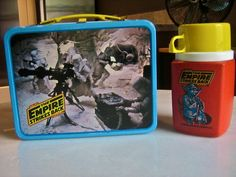 Star Wars Empire Strikes Back lunchbox 1980