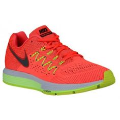 best service fe661 fd51e Nike Zoom Vomero 10 - Men s - Running - Shoes - Bright Crimson Ghost Green  Volt Black-sku 17440603