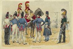 Carabiniers de Monsieur (1820)