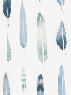 The Feathers wallpaper design fits perfectly with the spirit of the 'Hinterland' collection from Mini Moderns, which takes inspiration from the nature reserve of Dungeness, on the South Kent coast.