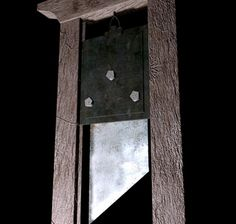 8 We tend to think of the guillotine as a relic of a bygone age, chopping off heads topped with powdered wigs. But this instrument of death was hardly retired with the French Revolution. The guillotine was used extensively by the Nazi regime during World War II. France continued to use it to inflict capital punishment for nearly 200 years after Marie Antoinette lost her head.