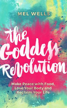 Looking forward to reading this - Hayley     The Goddess Revolution offers sensible & workable solutions, practical tips, and powerful tools to give you back control of how you feel in your body and what you choose to put in it.