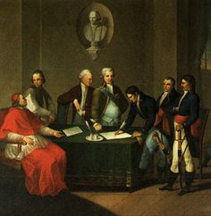 Clio's Lessons: French Revolution - War of the First Coalition, Picking up the Pieces in Northern Italy