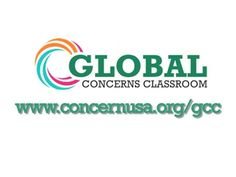 Global Concerns Classroom:  An innovative, dynamic global education program that empowers youth to EXPLORE global issues, SPEAK OUT and TAKE ACTION against poverty and hunger.